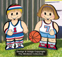 Dress-Up Darlings Basketball Outfits Pattern