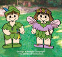 Dress-Up Darlings Fairy Outfits Pattern