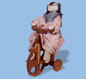 Old Time Tricycle Woodcraft Pattern