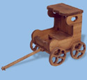Amish Buggy Wood Pattern