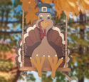 Swingin'Turkey Woodcraft Pattern