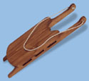 Antique Sled Woodcraft Pattern