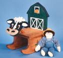 Barn Yard Rocker Woodcraft Pattern