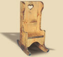 Rocking Chair Woodcraft Pattern