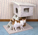 Cat Tree House Wood Plans