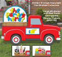 Red Truck Cargo #4 Pattern Set