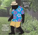 Bigfoot Clothes Set #1