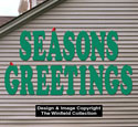 Giant Seasons Greeting Woodcraft Pattern