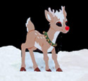 Rudolph Woodcrafting Pattern