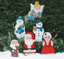 Christmas Figures Woodcrafting Patterns