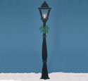 Street Lamp Woodcrafting Pattern