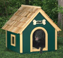 Dog House Wood Project Plan