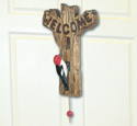 Woodpecker Door Knocker Project Plan
