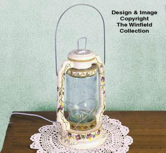 Decorative Lanterns Pattern