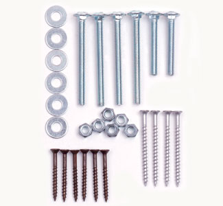 Michigan Adirondack Chair Hardware Kit