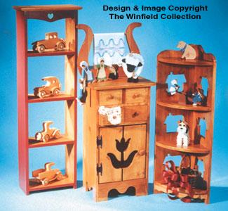 Small Furniture Pattern Set #3