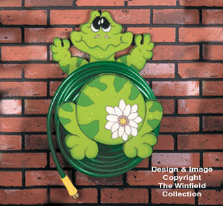 Frog Hose Caddy Woodcraft Pattern