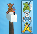 Mailbox Greeting Pets Woodcraft Pattern