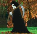 Grim Reaper Woodcraft Pattern