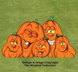 Large Pumpkin Patch Pattern 34