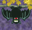 Huge Yard Bat Woodcraft Pattern