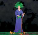 Huge Medusa Woodcraft Pattern