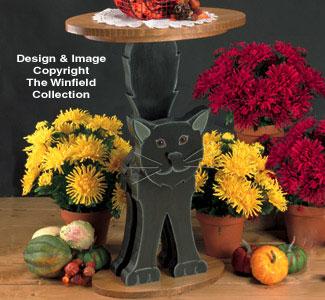 Cat Table Woodcraft Pattern