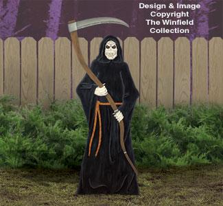 Grim  Reaper #2 Woodcraft Pattern