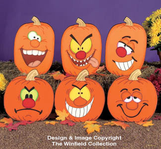 Pumpkin Faces #2