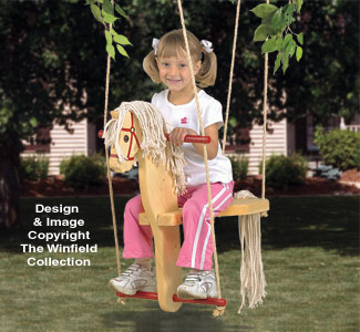 Horse Swing Woodworking Plan