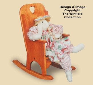 Kids Furniture - Rocker Woodworking Plan