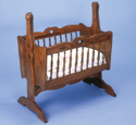 Baby Cradle Woodworking Plans