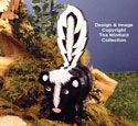 Layered Skunk Woodcraft Pattern