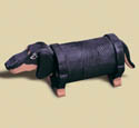 Layered Dachshund Woodcraft Pattern