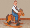 Rocking Horse Wood Project Plan