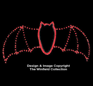 Bat Nite-Lite Woodcraft Pattern