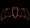 Bat Nite-Lite Woodcraft Pattern