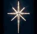 Holy Star Nite-Lite Wood Pattern