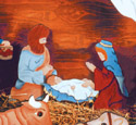 Mary, Joseph & Baby Woodcraft Patterns