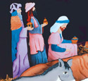 Three Kings Woodcraft Pattern