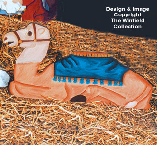 Camels Woodcraft Pattern