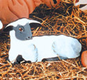 Sheep Woodcraft Pattern