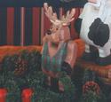 Reindeer Nutcracker Woodcraft Pattern