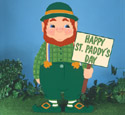 Leprechaun Yard Sign Patterns