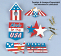Patriotic Pins Projects
