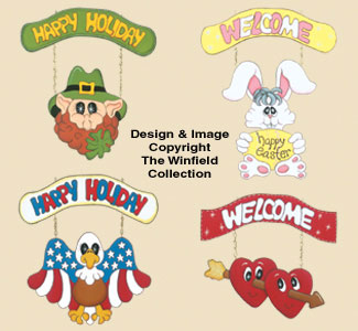 All yard garden projects holiday greeting signs pattern 2 for Christmas yard signs patterns