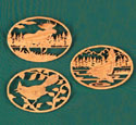 Wildlife Shelf Inserts Scroll Saw Patterns