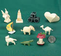 3D Miniatures Pattern Set #2