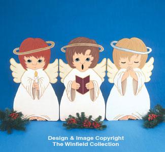 Heavenly Angels Screen Pattern 13