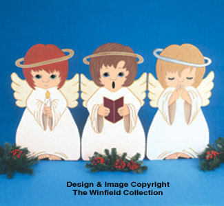 Heavenly Angels Screen Pattern 26